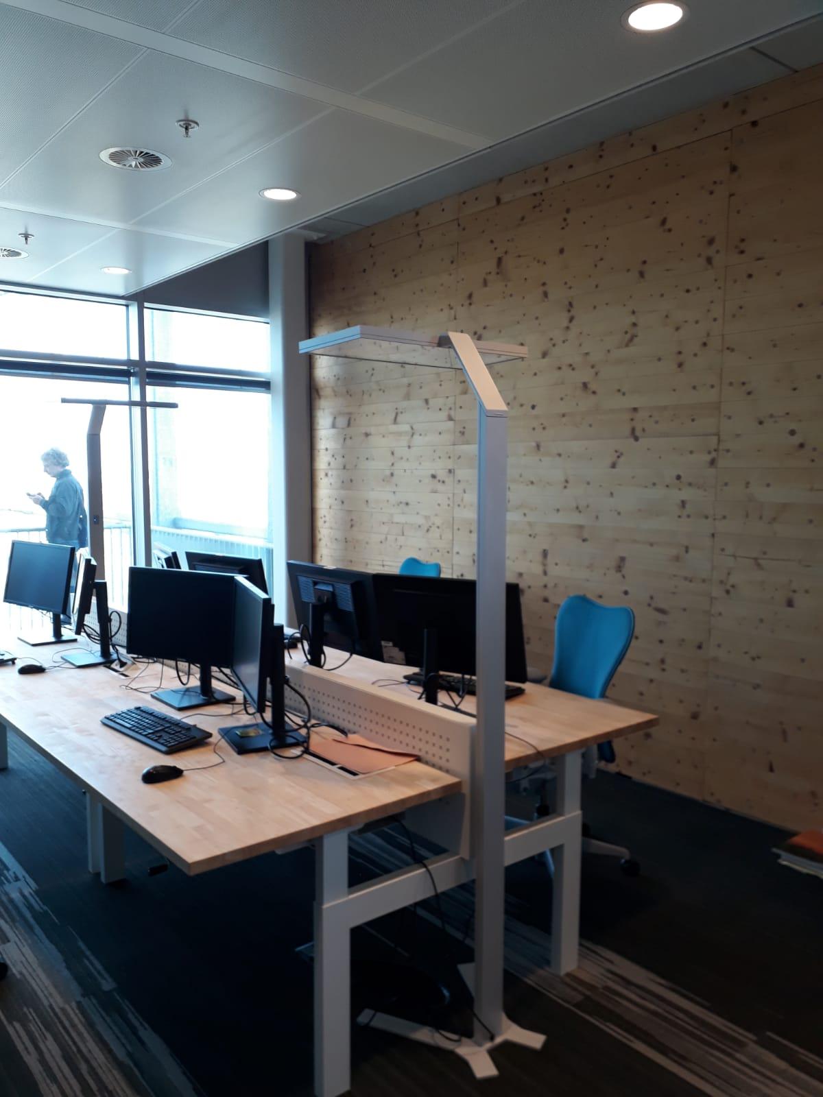architektinnen initiative Exkursion Venlo Arbeitsplatz